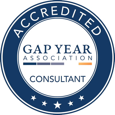 Accredited Gap Year Association Consultant Badge